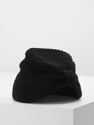 Mössor - Only ONLPINO TURBAN Mössa black
