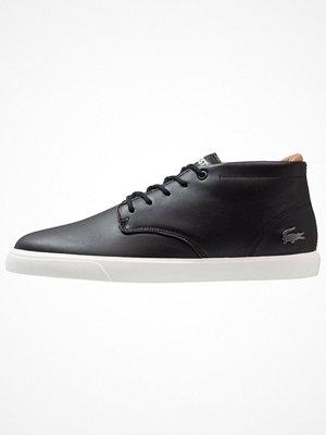 Lacoste ESPERE CHUKKA Höga sneakers black