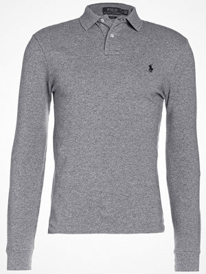 Polo Ralph Lauren BASIC MESH SLIM FIT Piké canterbury heather