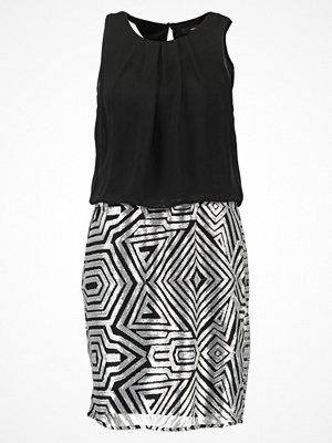 Vero Moda VMSILJE SHORT DRESS  Cocktailklänning black