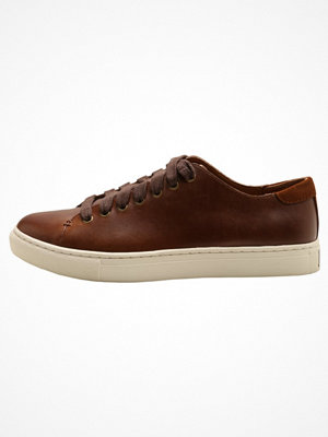 Polo Ralph Lauren JERMAIN Sneakers deep saddle tan