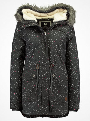 Ragwear JEWEL HEARTS Parkas dark grey