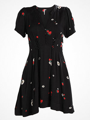 Free People DREAM GIRL Sommarklänning black