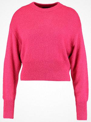 New Look ASPEN JUMPER Stickad tröja pink
