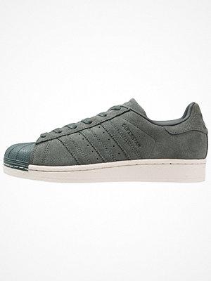 Adidas Originals SUPERSTAR Sneakers green night
