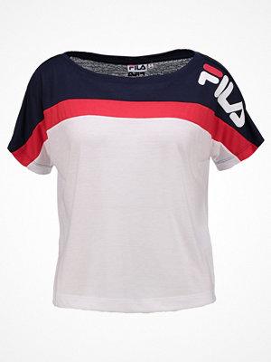 Fila Tall TEE RACHEL Tshirt med tryck black irishigh