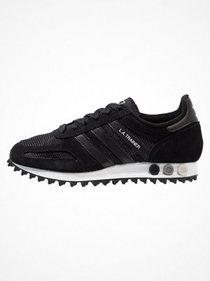 Sneakers & streetskor - Adidas Originals LA TRAINER OG Sneakers core black/footwear white