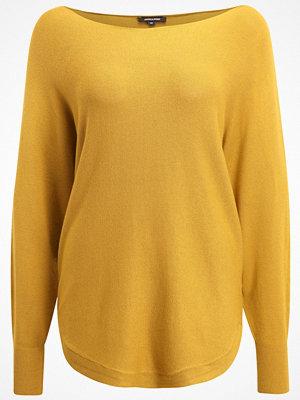 More & More Stickad tröja autumn gold