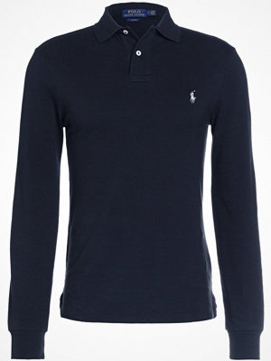 Polo Ralph Lauren BASIC MESH SLIM FIT Piké polo black