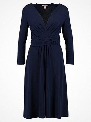 Anna Field Jerseyklänning peacoat