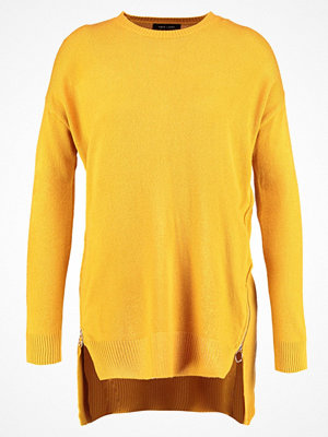 New Look Stickad tröja mustard