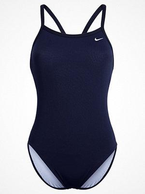 Nike Performance LINGERIE TANK Baddräkt midnight navy
