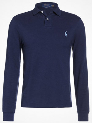 Polo Ralph Lauren BASIC MESH SLIM FIT Piké newport navy