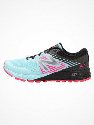 Sport & träningsskor - New Balance 910v4 Löparskor terräng sea spray/alpha pink