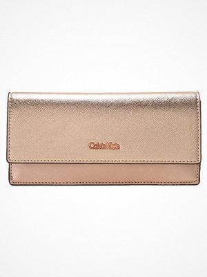 Plånböcker - Calvin Klein MARISSA  Plånbok chrome rose