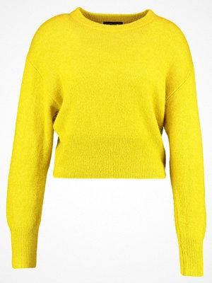 New Look ASPEN  Stickad tröja chartreuse
