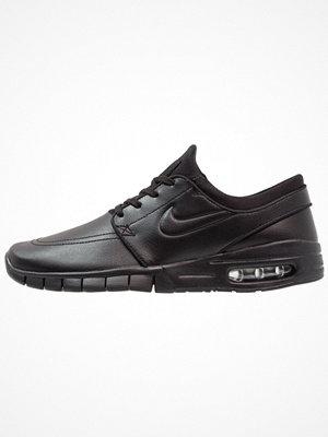 Nike Sb STEFAN JANOSKI MAX Sneakers black/metallic pewter
