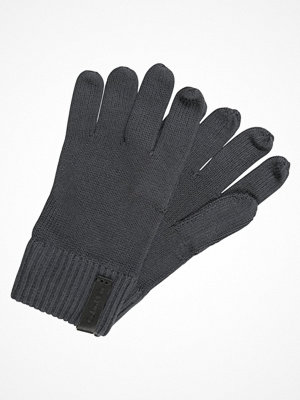 Calvin Klein OCTAVE GLOVE Fingervantar dark shadow