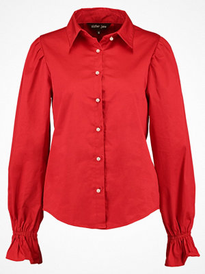 Sister Jane LETTERBOX FLOUNCE Skjorta red