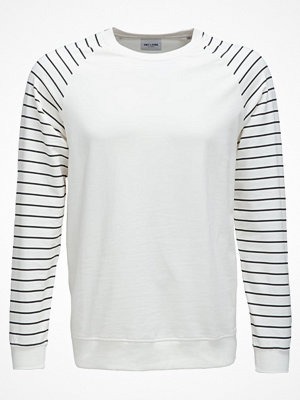 Only & Sons ONSSTRIPE SUBLIM Sweatshirt cloud dancer