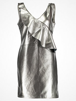 Vila VIFUTURI SHORT S/L DRESS 35 Cocktailklänning silver