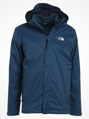 Regnkläder - The North Face EVOLVE II TRICLIMATE 2IN1 Outdoorjacka monterey blue