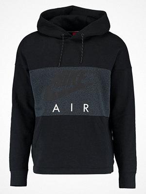 Nike Sportswear AIR Luvtröja black/anthracite/black