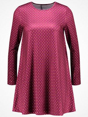 Glamorous Petite SHORT SLEEVE DRESS Jerseyklänning purple