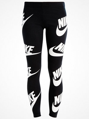 Nike Sportswear LEG A SEE Leggings black/white