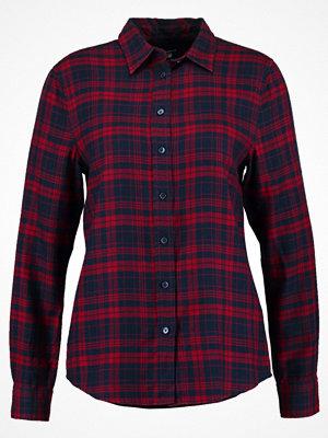 Gant Skjorta mahogny red