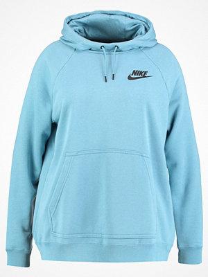 Street & luvtröjor - Nike Sportswear RALLY  Luvtröja cerulean/black