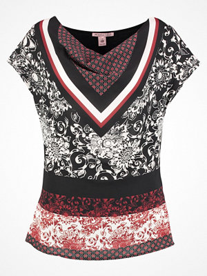 Anna Field Blus black/ red