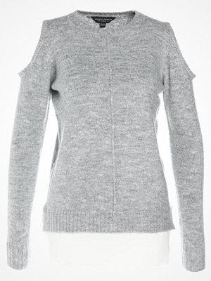 Dorothy Perkins Stickad tröja grey
