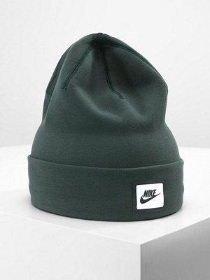 Mössor - Nike Sportswear BEANIE TECH Mössa outdoor green/black