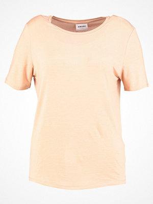 Vero Moda VMAVA TOP COLOR Tshirt bas maple sugar