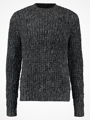 Calvin Klein SATOS BRUSHED Stickad tröja mid grey heather