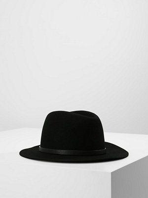 Hattar - Club Monaco BAND FEDORA Hatt black
