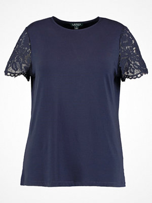 Lauren Ralph Lauren Woman Tshirt med tryck dark blue