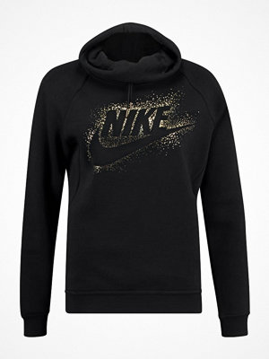 Nike Sportswear RALLY METALIC Luvtröja black/black