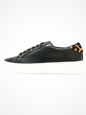 MICHAEL Michael Kors POPPY LACE UP Sneakers black/natural