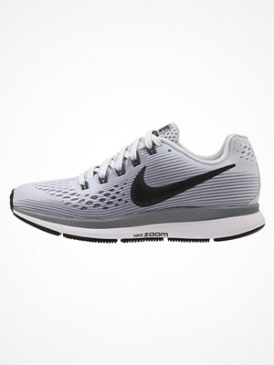 Sport & träningsskor - Nike Performance AIR ZOOM PEGASUS 34 Löparskor stabilitet pure platinum/anthracite/cool grey/black/white