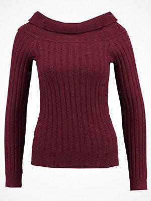 Vero Moda VMAVA SVEA  Stickad tröja zinfandel