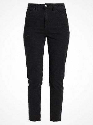 Jeans - Topshop ORSON  Jeans slim fit black