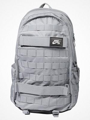 Nike Sb SKATEBOARDING RPM BACKPACK SOLID Ryggsäck cool grey/black/black ljusgrå