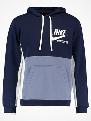 Nike Sportswear ARCHIVE Luvtröja obsidian/armory blue/sail