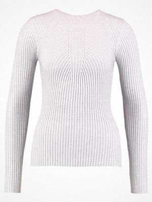 Even&Odd DIRECTIONAL  Stickad tröja  mottled light grey