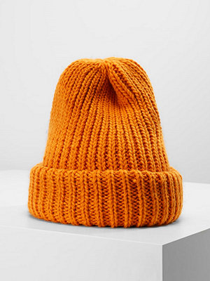 Mössor - Topshop FISHERMAN HAT     Mössa orange