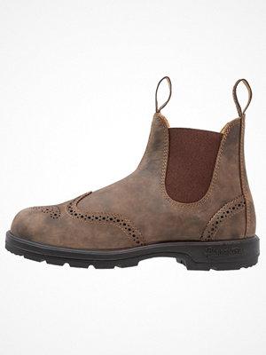 Boots & kängor - Blundstone CLASSIC WINGCAP Stövletter rustic brown