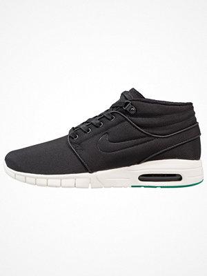 Nike Sb STEFAN JANOSKI MAX MID Höga sneakers black/neptune green/anthracite/sail