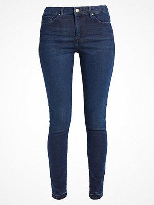 Topshop LET LEIGH Jeans slim fit indigo